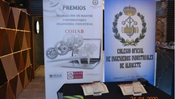 VI EDICION Premios Trabajos Fin de Master Ingeniería Industrial