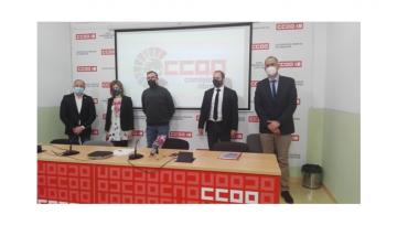 PARTICIPACIÓN JORNADA SOBRE CREACIÓN DE EMPLEO EN EL MARCO DE LAS ENERGIAS RENOVABLES