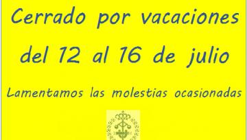 VACACIONES COIIAB